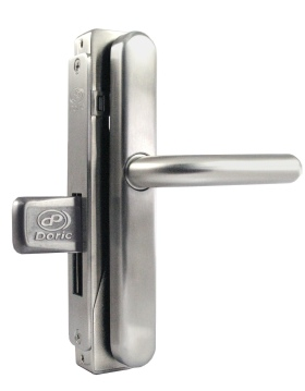 Commercial Door- Fire Escape Handle & Lock